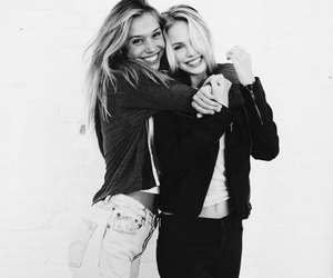 friends, alexis ren, and friendship image