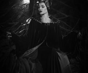 maleficent, Angelina Jolie, and movie image