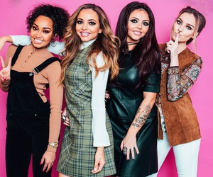 little mix, get weird, and perrie edwards image
