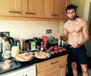 Matthew Lewis and Hot image