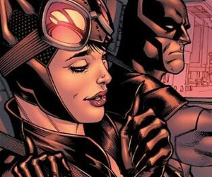 batman, catwoman, and DC image