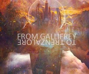 doctor who, gallifrey, and trenzalore image