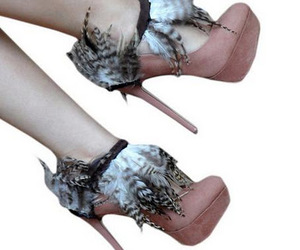 feather and heels image