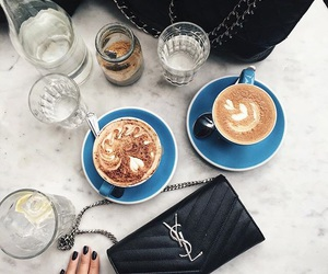 coffee and YSL image