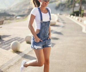 summer, style, and outfit image