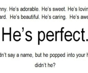 love, perfect, and her image
