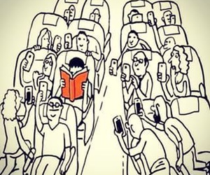 book and people image