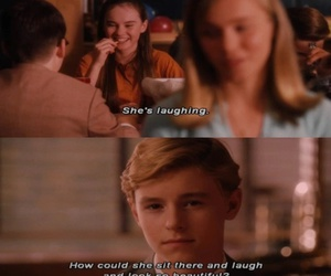 love, flipped, and movie image