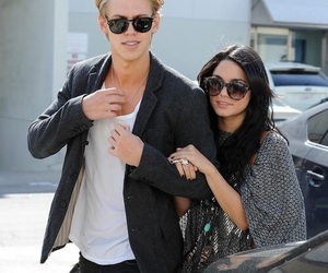vanessa hudgens, austin butler, and couple image