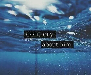 cry, him, and quote image