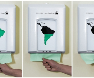 ad, Paper, and clever image