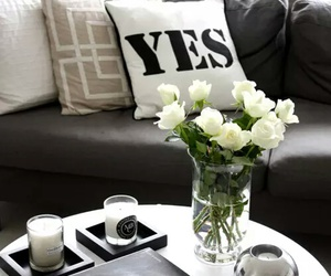 flowers, chanel, and home image