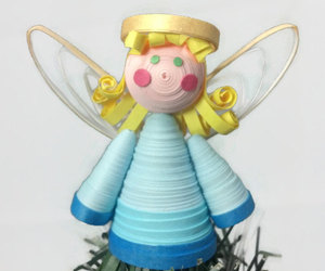 angel, christmas decoration, and angels image