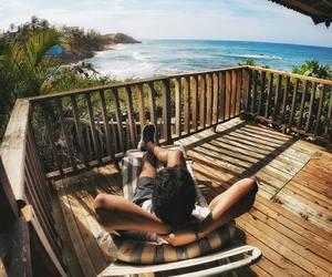 beach, goals, and Island image