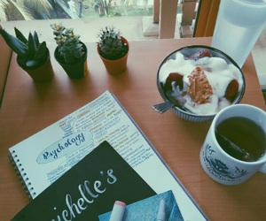 cactus, coffee, and healthy image
