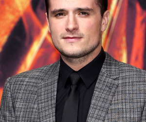 josh hutcherson, handsome, and hunger games image