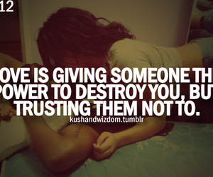quotes, trust, and ♥ image