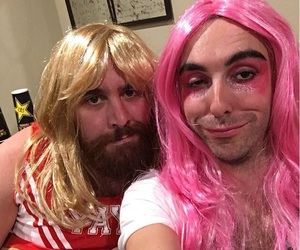 alex gaskarth, all time low, and Halloween image