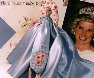 barbie, princess, and princess diana image
