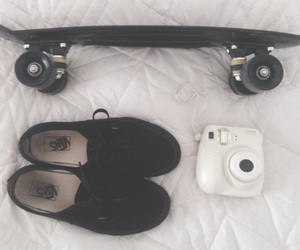 shoes and pennyboard image