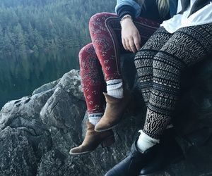 clothes, travel, and fall clothes image