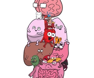 body, med, and organs image