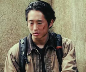 glenn and twd image