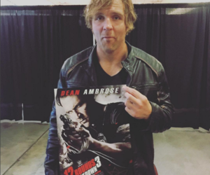 dean ambrose and wwe image
