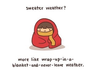 sweater weather image