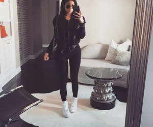 kylie jenner, kylie, and outfit image
