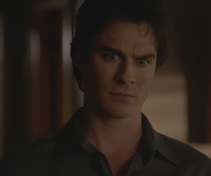 damon, diaries, and Hot image