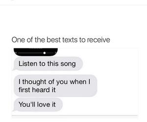 Lyrics, message, and remind image