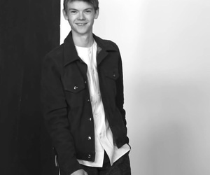 thomas sangster and newt image