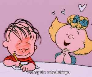 cute, charlie brown, and gif image