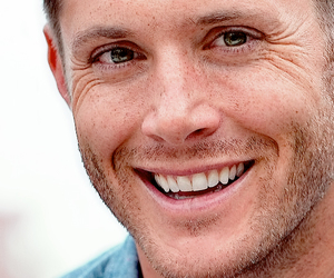 Jensen Ackles, dean winchester, and spn image