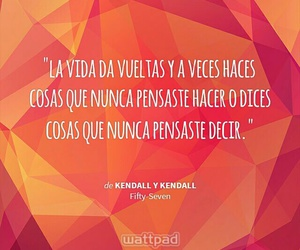 frases, wattpad, and quotes image