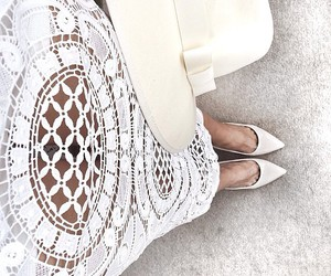 fashion, white, and classy image