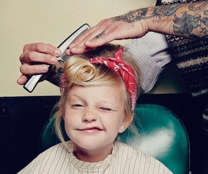 girl, hair, and kids image