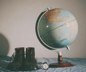 travel, world, and vintage image