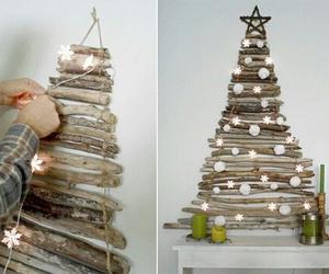 christmas, winter, and diy image