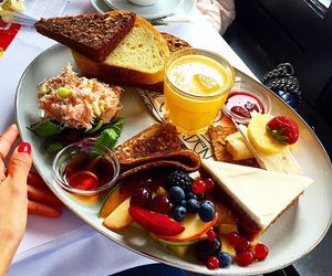 breakfast and luxury image