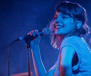 angel, lauren mayberry, and blue image