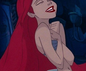 ariel, disney, and part of your world image