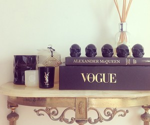 vogue, fashion, and YSL image