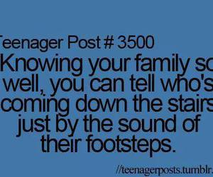 family, quotes, and funny image