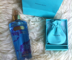 blue, girl, and tiffany image