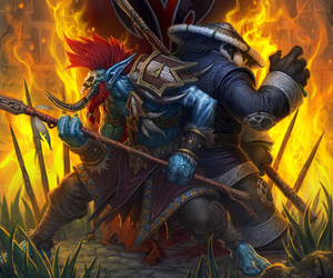 warcraft, wow, and shadows of the horde image