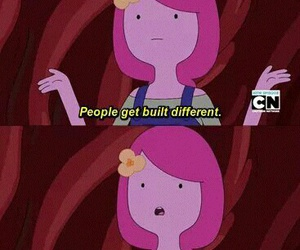 different, quotes, and adventure time image
