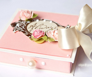 pink and box image