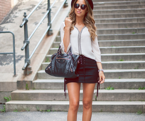 kenza, outfit, and style image
